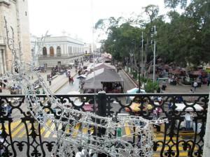the plaza grande